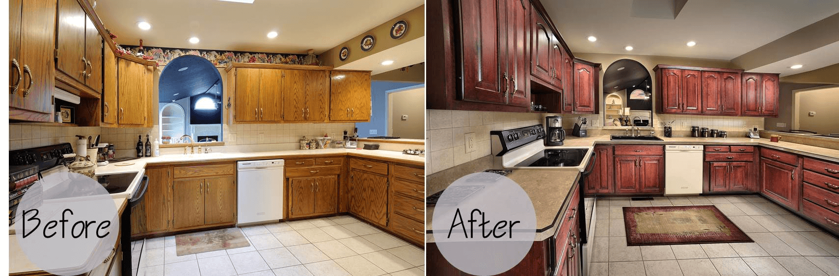 Cabinet Replacing Or Refacing Which Is A Cheaper Option For You Rainman Service